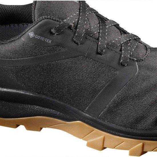 Salomon Outbound Gtx W Wandelschoenen Dames - Black / Black - Maat 40 2/3