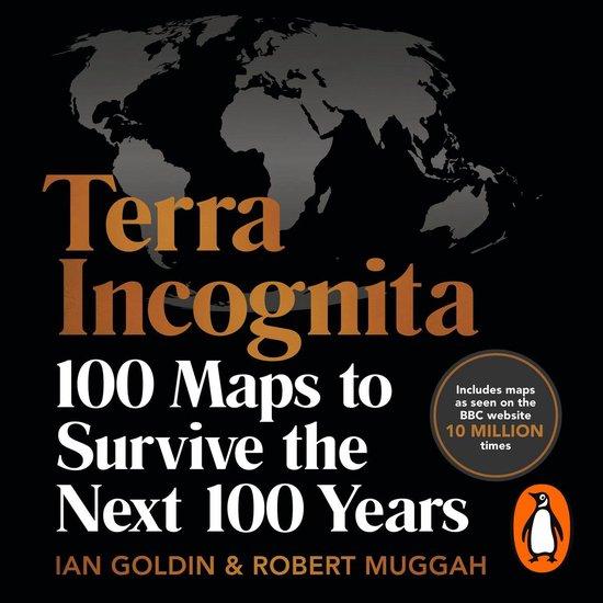 Boek cover Terra Incognita van Ian Goldin (Onbekend)