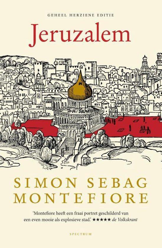 Boek cover Jeruzalem van S.S. Montefiore (Hardcover)