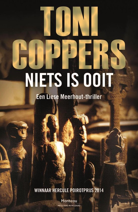 Liese Meerhout - Niets is ooit - Toni Coppers |