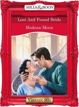 Omslag Lost And Found Bride (Mills & Boon Vintage Desire)