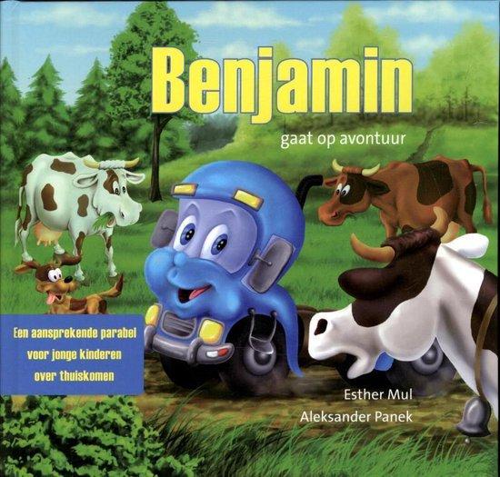 Benjamin gaat op avontuur - Esther Mul | Readingchampions.org.uk