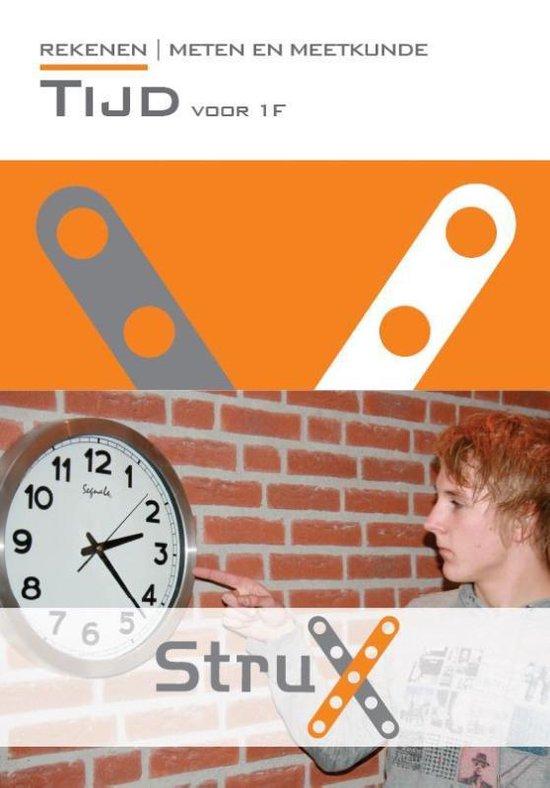 StruX - Rekenen Meten en meetkunde; Tijd voor 1F - Edu'actief | Readingchampions.org.uk