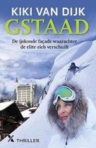 Boek cover Gstaad van Kiki van Dijk (Onbekend)