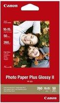Canon Foto Papier PP-201 Plus Glossy II 10x15cm 50 stuks