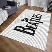 Herms-The Beatles 4-Vloerkleed -Antislip -140x200 cm