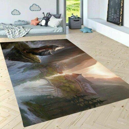 Herms-The Lord of the Rings 1-Vloerkleed -Antislip -140x200 cm