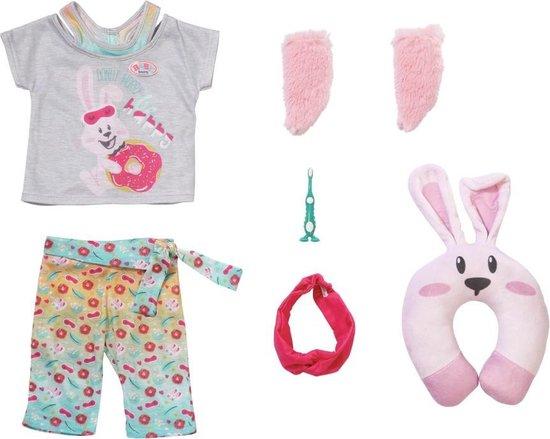 BABY born Deluxe Welterusten-set – Poppenkledingset 43 cm