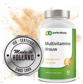Multivitamine Zwangerschap - 60 Vcaps - PerfectBody.nl