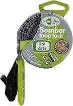Sea To Summit Bomber Loop Lock Spanband 2 Meter 125 Kg Lime