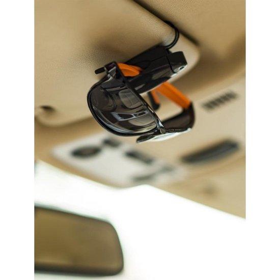 Auto zonneklepclip voor zonnebril - Auto accessoires