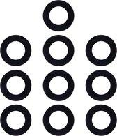 Let op type!! 10 PCS Back Camera Lens for Vivo Y79