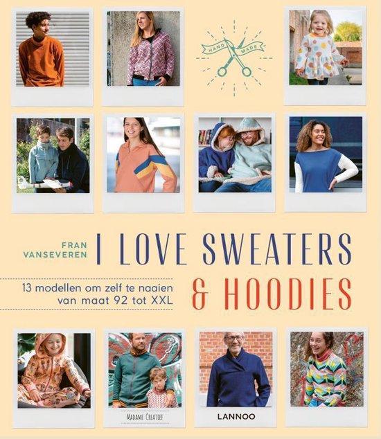 I love sweaters & hoodies - Fran Vanseveren | Fthsonline.com