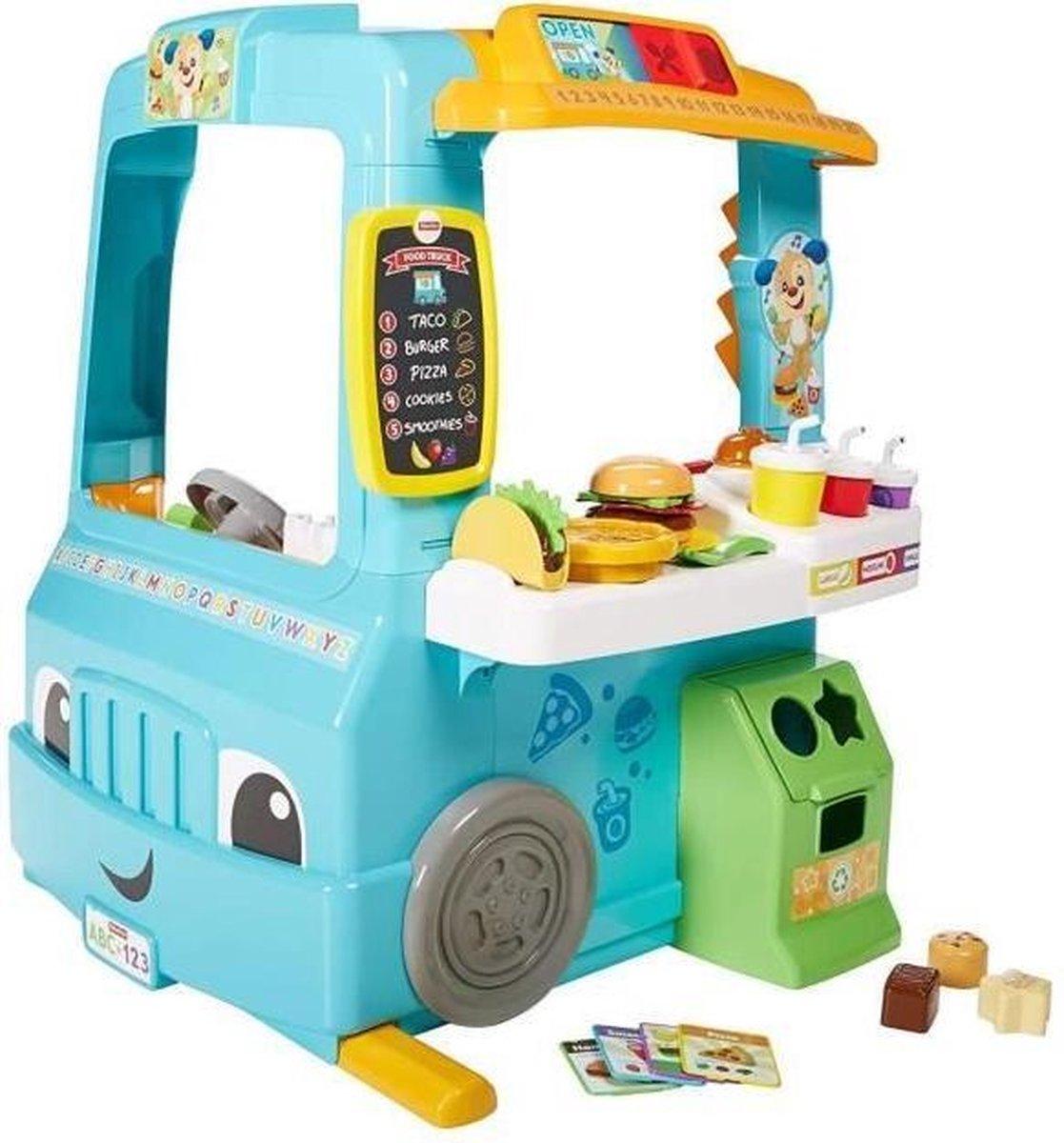 Fisher-Price GHJ07 speelgoedset