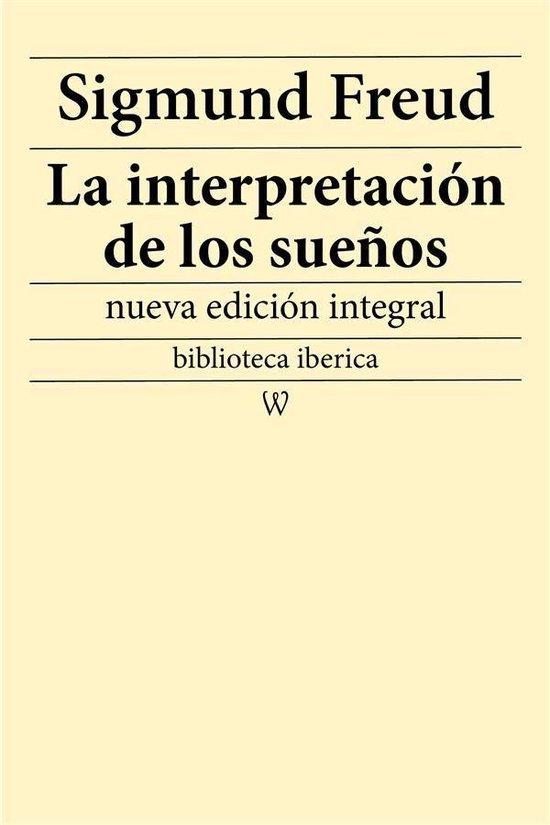 La interpretacion de los sueños