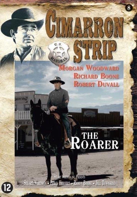 Cover van de film 'The Cimarron Strip - Roarer'