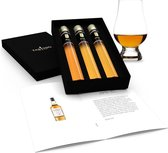 Whisky Tasting Collection 3 Tubes in Luxe Doos set 2