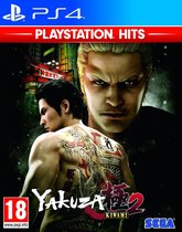 Yakuza Kiwami 2 - Playstation 4 Hits - PS4