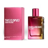 Zadig & Voltaire - This Is Love For Her Eau De Parfum 50ML