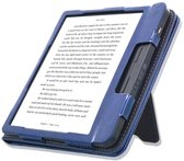 """Goodline® - Tolino Vision 5 (7"""") 2in1 Stand Cover / Sleepcover - Donkerblauw"""