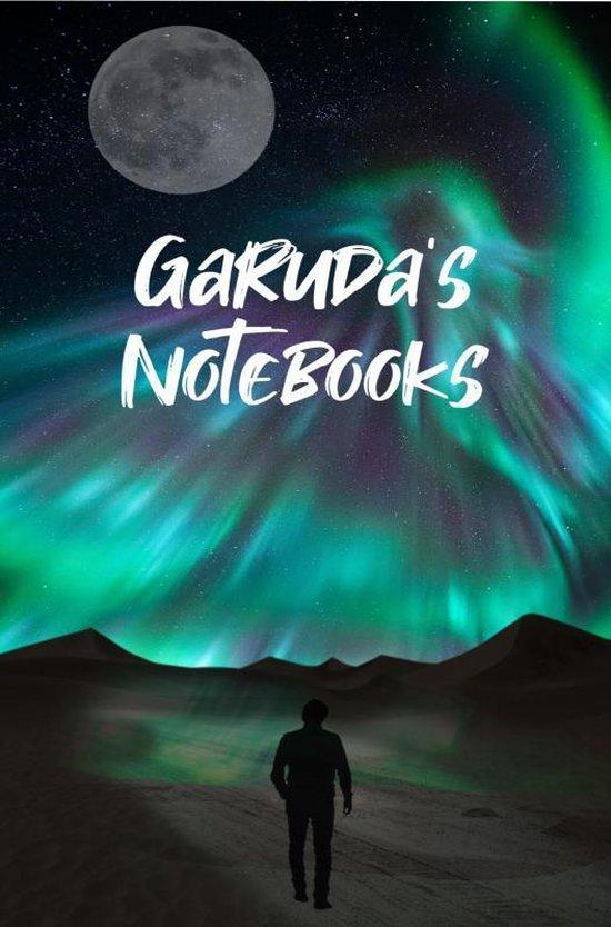 Garuda's notebooks - Antek Gordon |
