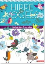 Verjaardagskalenders 'Hippe Vogels'