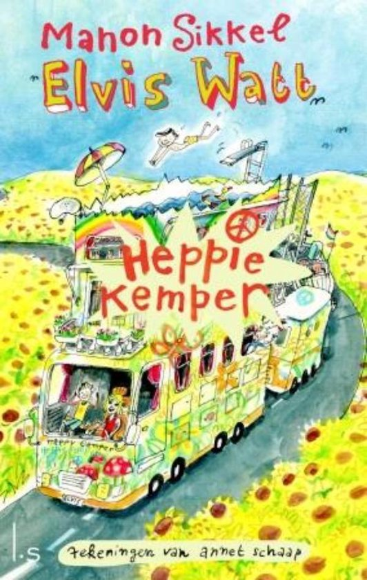 Elvis Watt - 3 Heppie Kemper - Manon Sikkel pdf epub