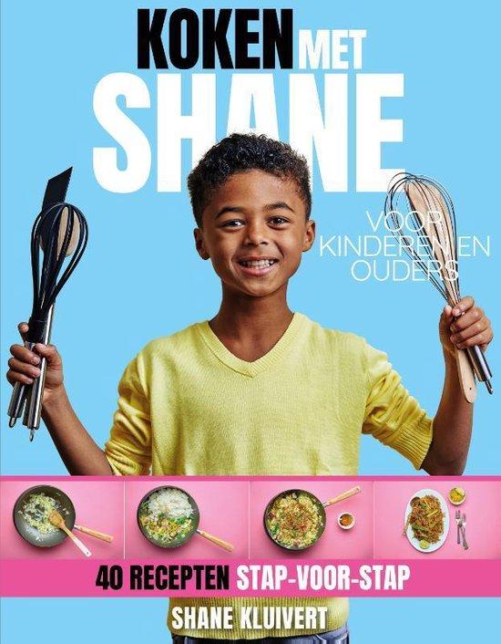 Boek cover Koken met Shane van Shane Kluivert (Hardcover)