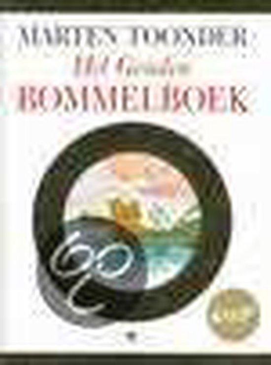 Het Gouden Bommelboek - Marten Toonder |