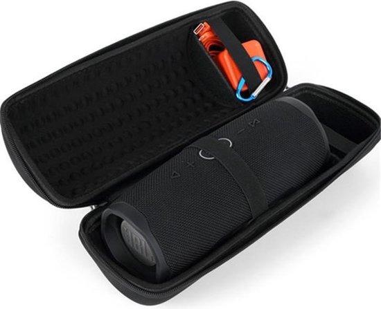 Afbeelding van JBL Charge 4 Hard Case / Hoes met clip - Speciaal voor JBL Charge 4 Speaker - Speakerhoes Travelcase Beschermhoes Hardcase Opbergtas JBL Charge 4