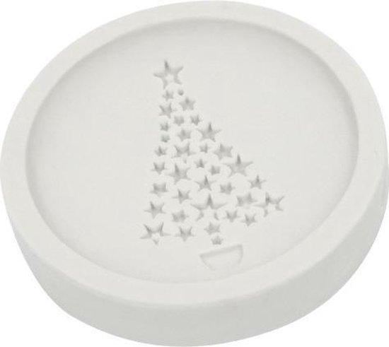Katy Sue Siliconen Mal - Kerstboom - 6 cm