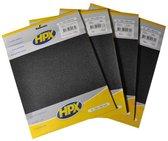 HPX Schuurpapier pak 4 stuks - P2000