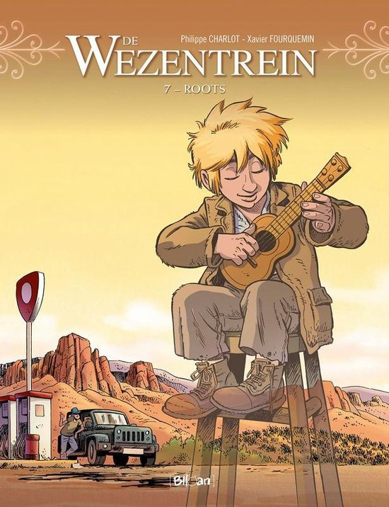 De Wezentrein Hc07. Roots - Xavier Fourquemin | Readingchampions.org.uk