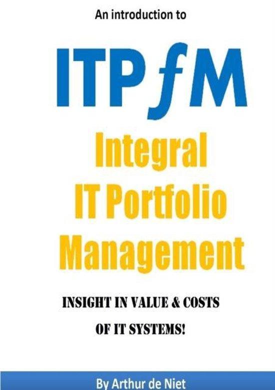 ITPFM - IT Portfolio Management - Paperback - Arthur de Niet |