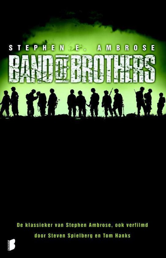 Boek cover Band of Brothers van Stephen E Ambrose (Paperback)