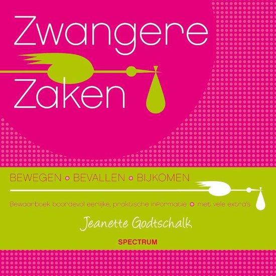 Zwangere zaken - Jeanette Godtschalk |
