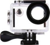 H9 4K Ultra HD1080P 12MP 2 inch LCD scherm WiFi Sport Camera  170 graden brede hoeklens  30m Waterdicht(zilver)