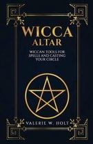 Wicca Altar