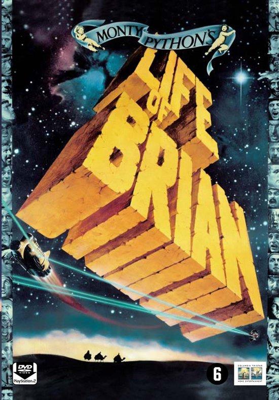 Cover van de film 'Monty Python's - Life Of Brian'