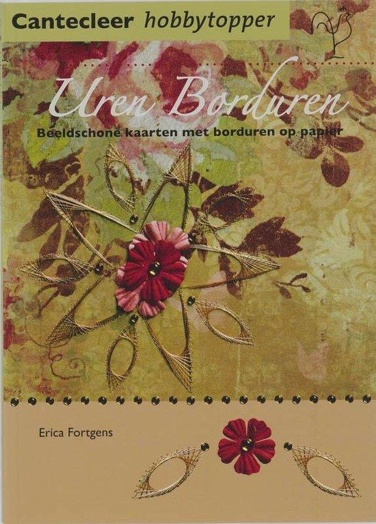 Uren borduren - Erica Fortgens   Readingchampions.org.uk