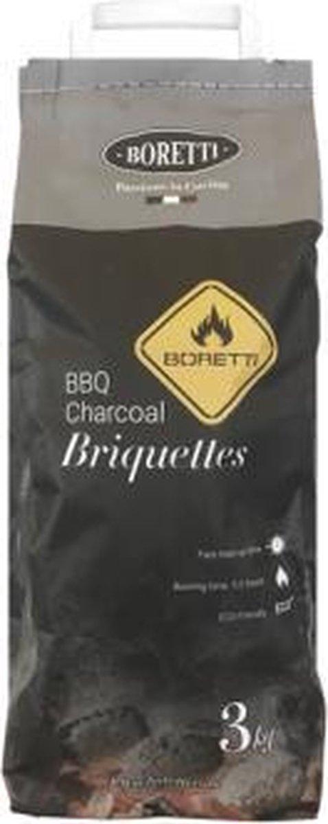 Boretti BBQ Houtskool Briketten BBA72