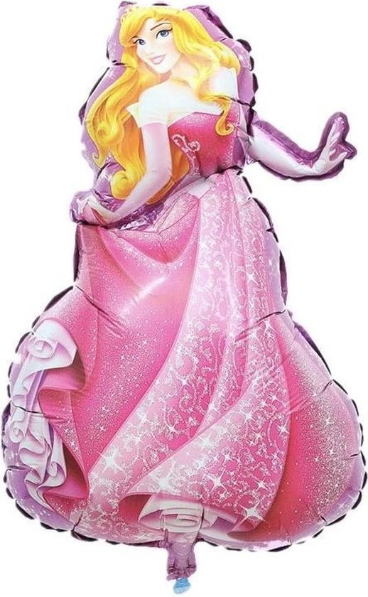 Doornroosje - Disney Prinsessen Ballon - Kinderfeest - Meisje - Verjaardag - Prinsessen Feestje - Babyshower