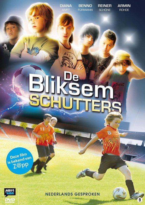 Cover van de film 'De Bliksemschutters'