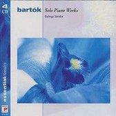 Bartok Solo Piano Music Vol. I
