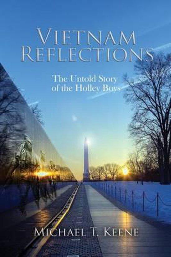 Boek cover Vietnam Reflection van Michael T Keene (Paperback)