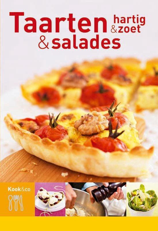 Taarten & Salades, Hartig & Zoet - A. De Galard  