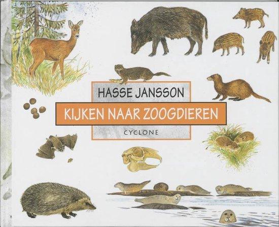 Kijken Naar Zoogdieren - Hasse Jansson |