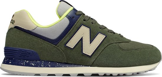 bol.com | New Balance ML574 Sneakers Heren - Green