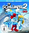 The Smurfs 2 (2013) (3D & 2D Blu-ray Mastered in 4K)