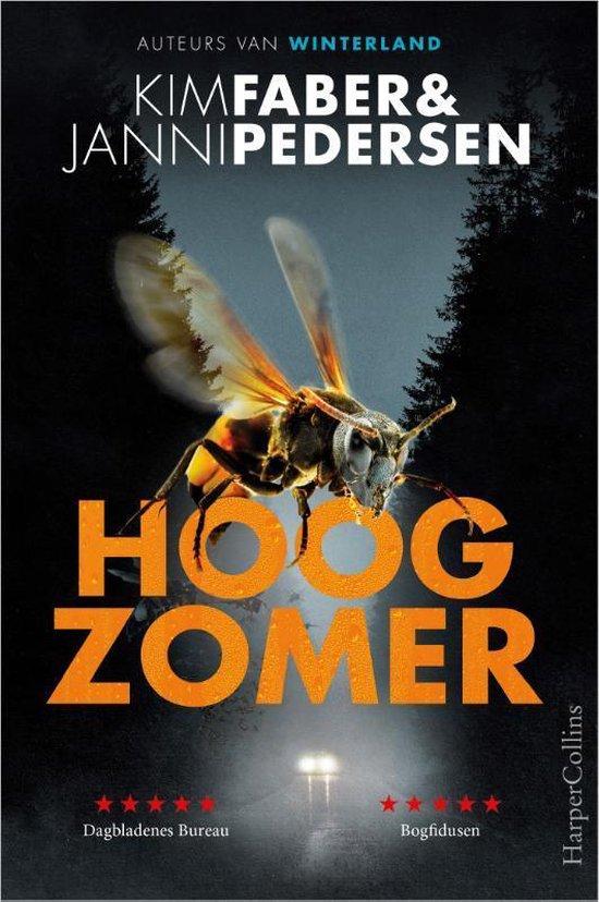 Boek cover Hoogzomer van Kim Faber (Paperback)